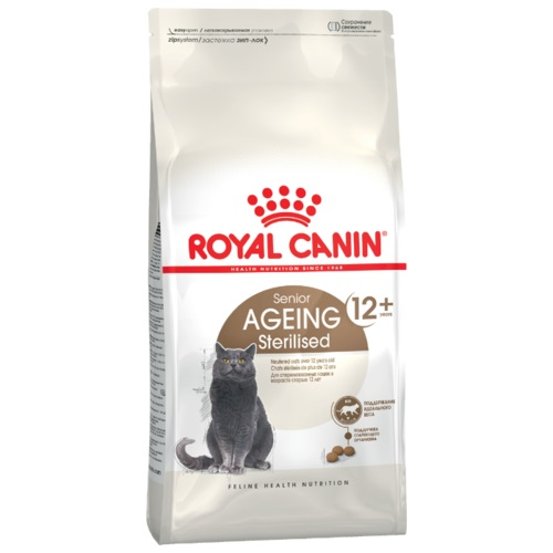 Royal Canin STERILISED +12 4,0