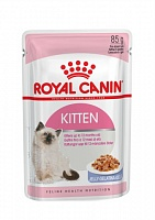 Royal Canin пауч KITTEN желе