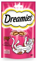 DREAMIES с говядиной  60г