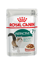 пауч Royal Canin INSTINCTIVE +7 соус