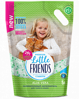 Little Friends Aloe Vera 5л Силикагель