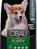 Cibau Puppy Medium  800г