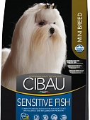Cibau Sensitive Fish Mini 2,5кг