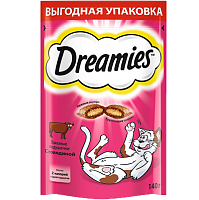 DREAMIES с говядиной 140г