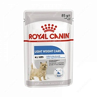 пауч Royal Canin Mini Light Weight Care 85г