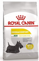 Royal Canin MINI Dermacomfort  1кг